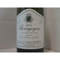 Domaine  Thierry Mortet Bourgogne Terroirs De Daix 2018