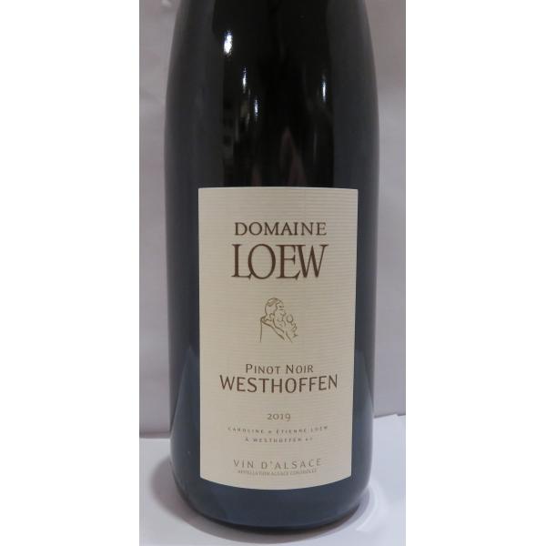 Domaine  Etienne Loew Pinot Noir Westhoffen Nature 2019