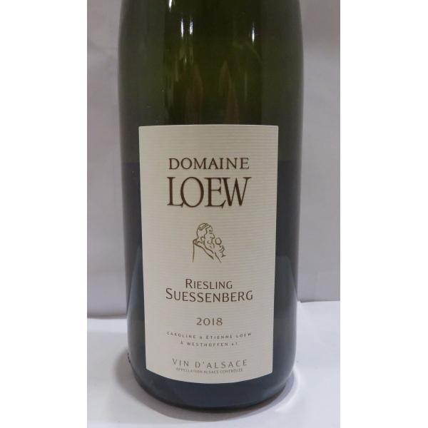 Domaine  Etienne Loew Riesling Suessenberg 2018