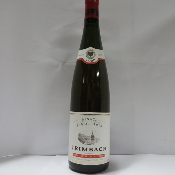 Domaine  Trimbach Pinot Gris Sgn 2000