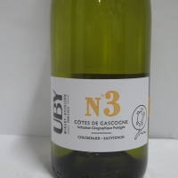 Uby N° 3 Colombard - Sauvignon 2020