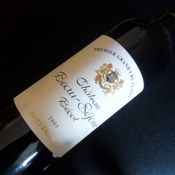 Château  Beausejour Becot 2005