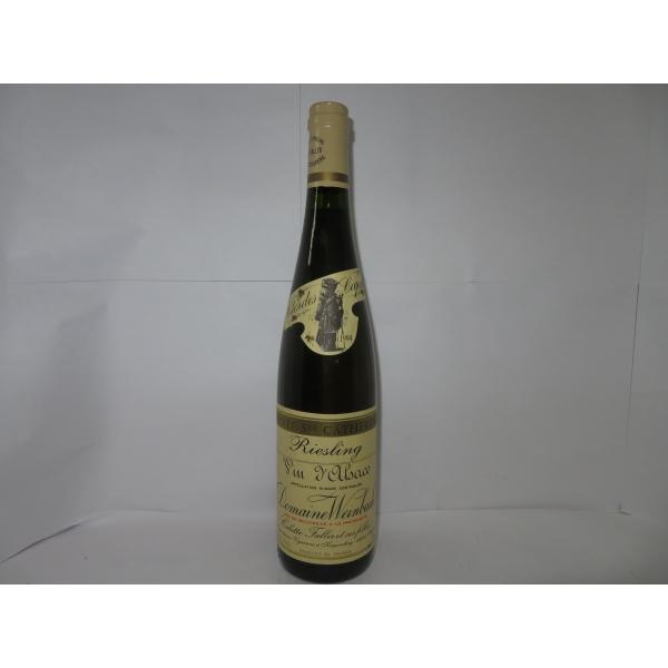 Domaine  Weinbach  Riesling Cuvee Ste Catherine 1994