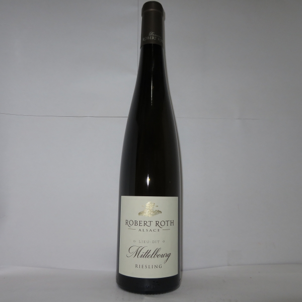 Domaine  Robert Roth Riesling Mittelbourg 2017