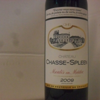 Château  Chasse Spleen 2003