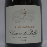 Château de Bellet La Chapelle 2018