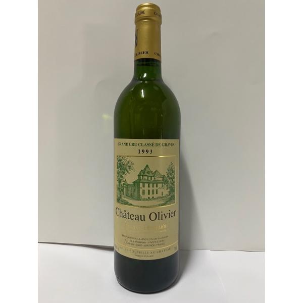 Château  Olivier Blanc 1993