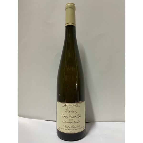 Domaine  Martin Schaetzel Tokay Pinot Gris Oberberg 1999