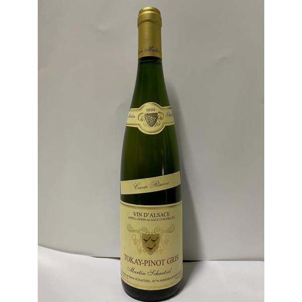 Domaine  Martin Schaetzel Tokay Pinot Gris Reserve 1999