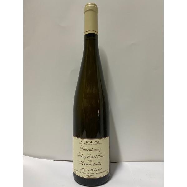 Domaine  Martin Schaetzel Tokay Pinot Gris Rosenbourg 1999