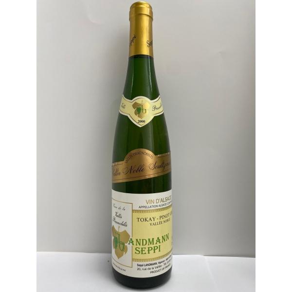 Domaine  Seppi Landmann Tokay Pinot Gris Vallee Noble 2000