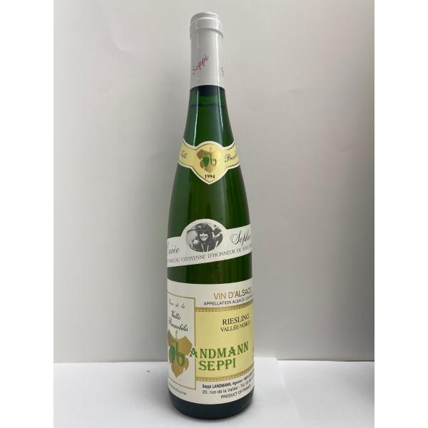 Domaine  Seppi Landmann Riesling Vallee Noble Cuvee Sophie Marceau 1994