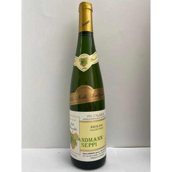 Domaine  Seppi Landmann Riesling Vallee Noble 1999