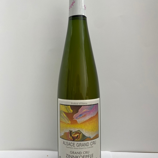 Domaine  Seppi Landmann Gewurztraminer Zinnkoeple 1998