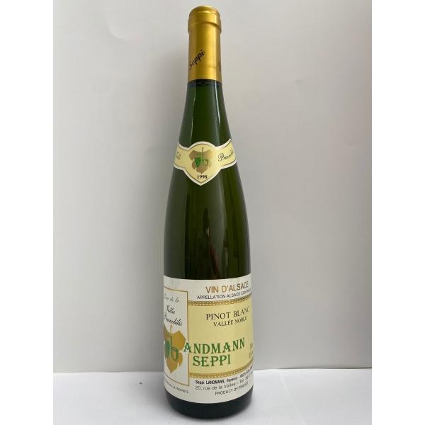 Domaine  Seppi Landmann Pinot Blanc Vallee Noble 1998