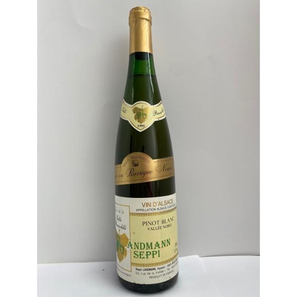 Domaine  Seppi Landmann Pinot Blanc Vallee Noble 1995