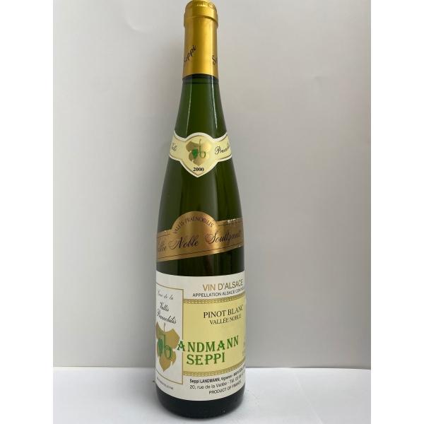 Domaine  Seppi Landmann Pinot Blanc Vallee Noble 2000