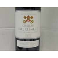 Château  Pape Clement R 2006