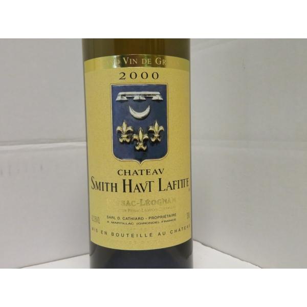 Château  Smith Haut Lafitte Bl 2000