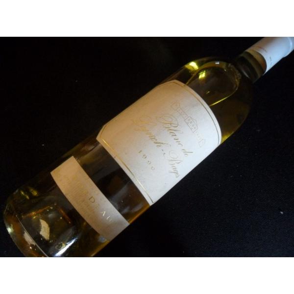Château  Lynch Bages Blanc 1990