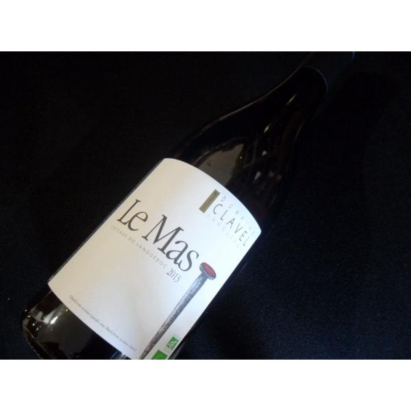 Domaine  Clavel Le Mas 2013