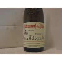 Domaine  Brunier Vieux Telegraphe ' La Crau' Blanc 2007