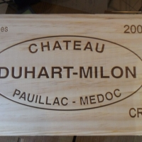 Château  Duhart Milon Rothschild 2008