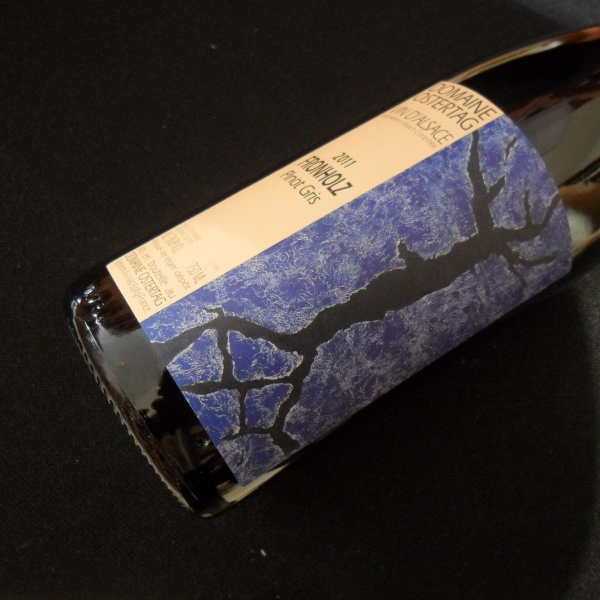 Domaine  Ostertag Fronholtz Pinot Gris 2011