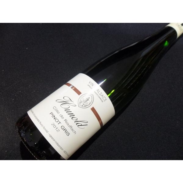 Domaine  Hunold Cote De Rouffach Pinot Gris 2012