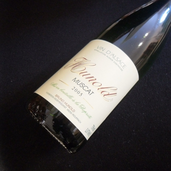 Domaine  Hunold Muscat 2005