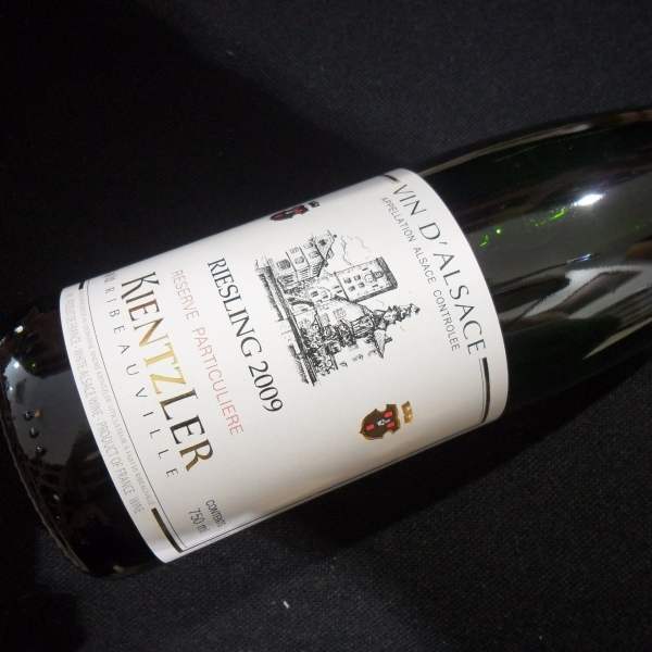 Domaine  Kientzler Riesling Reserve Particuliere 2009