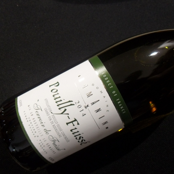 Domaine  Romanin Pouilly Fuisse
