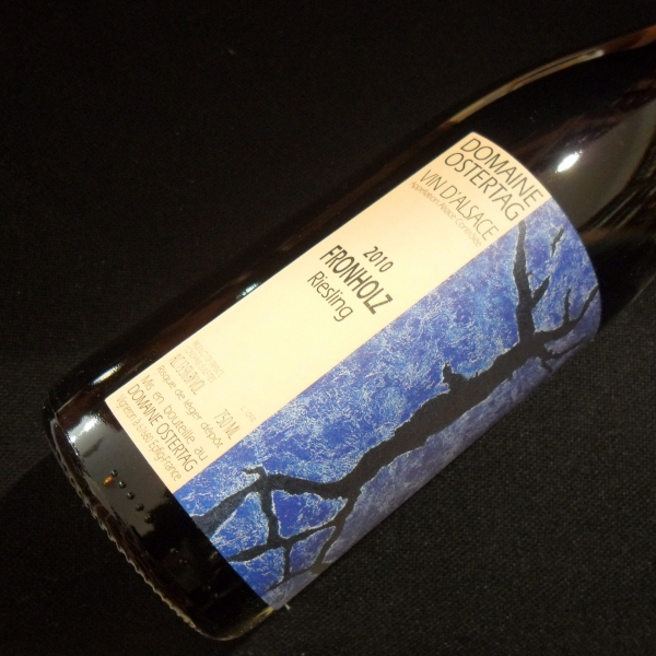 Domaine  Ostertag Fronholz Riesling 2010
