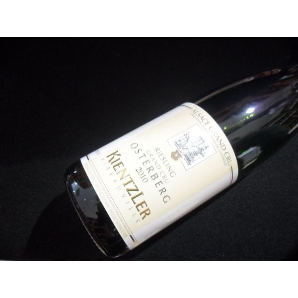 Domaine  Kientzler Riesling Osterberg Gc 2010