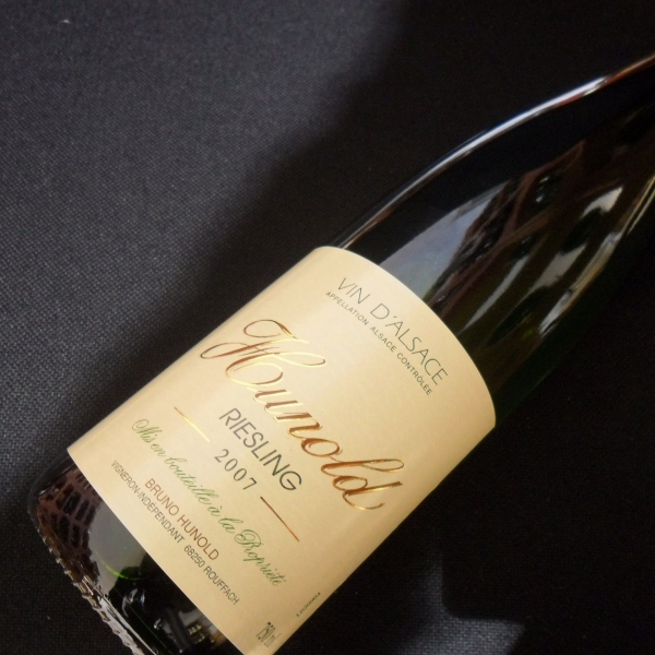 Domaine  Hunold Riesling 2007