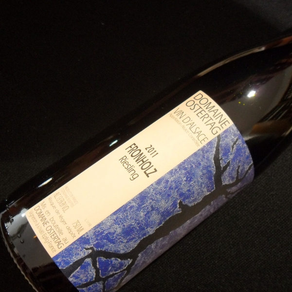 Domaine  Ostertag Fronholz Riesling 2011