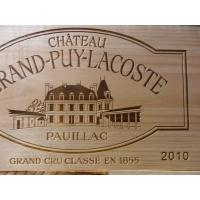 Château  Grand Puy Lacoste 2010