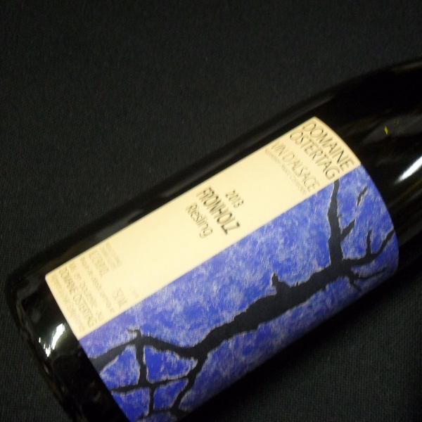 Domaine  Ostertag Fronholz Riesling 2013