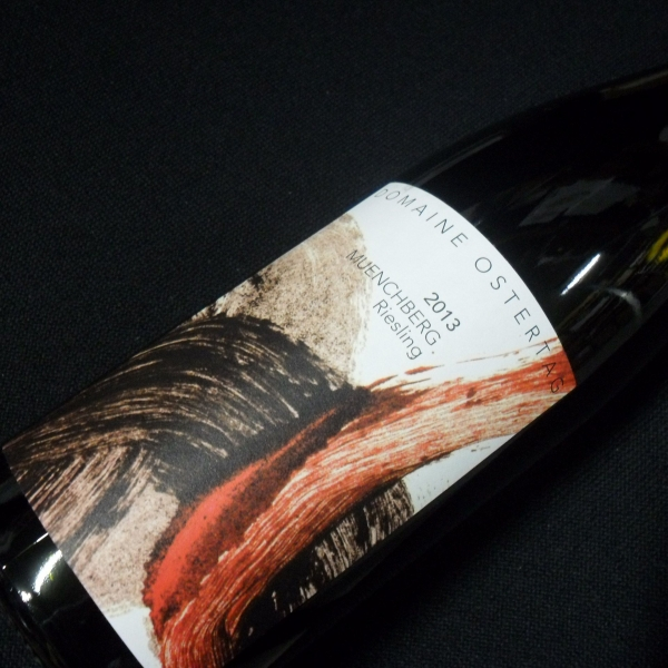 Domaine  Ostertag Muenchberg Riesling 2013