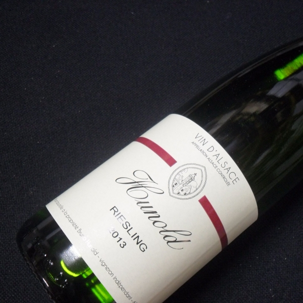Domaine  Hunold Riesling 2013