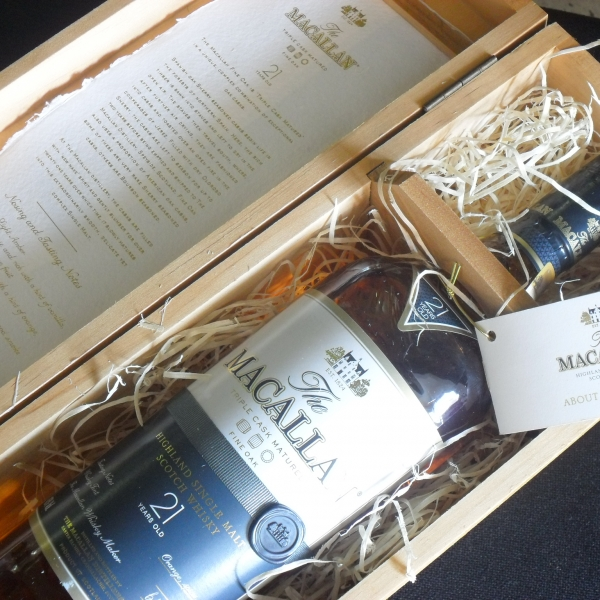 Macallan 21 Ans Fine Oak Single Malt 43°