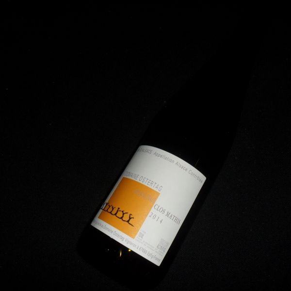 Domaine  Ostertag Clos Mathis Riesling 2014