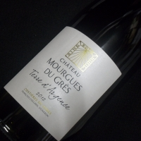 Domaine  Mourgues Du Gres Terre Argence 2012