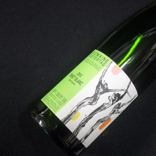 Domaine  Ostertag Pinot Blanc Barriques 2015
