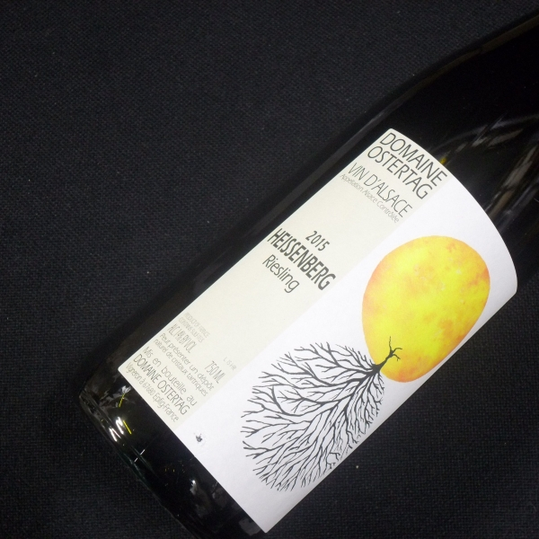 Domaine  Ostertag Heissenberg Riesling 2015