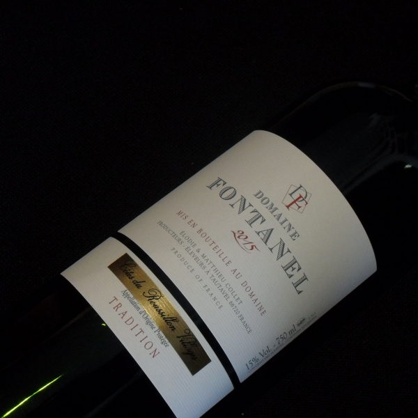 Domaine  Fontanel Tradition 2015