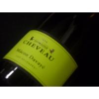 Domaine  Cheveau Macon Davaye Les Belouzes 2016