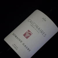 Domaine  Gauby Calcinaires 2016