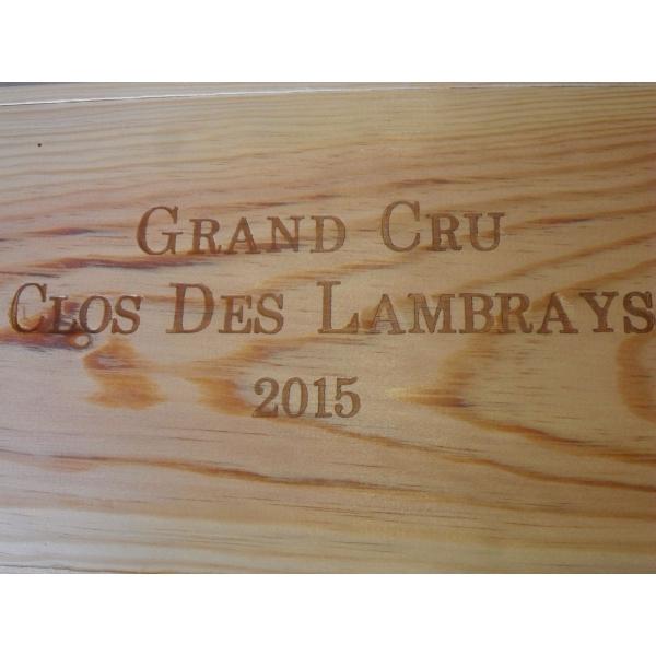 Domaine des Lambrays Grand Cru 2015