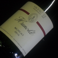 Domaine  Hunold Muscat 2015